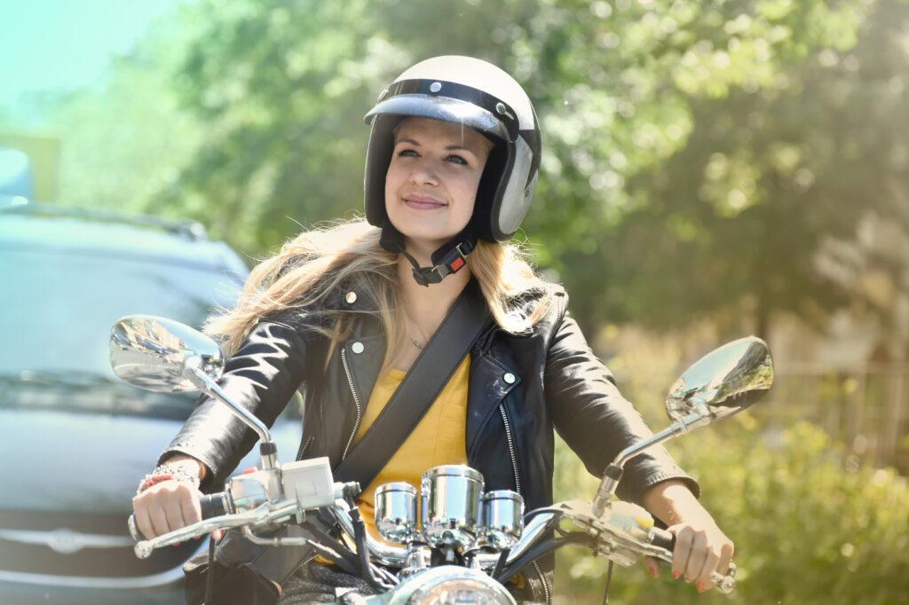 Susan Sideropoulos als Mila (Bild: obs/SAT.1/Claudius Pflug)